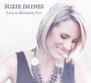 Suzie Daines - Love is Absolutely Free - COVER IMAGE